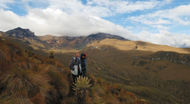 Wandern in Kolumbien