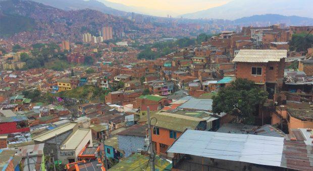 Klassische Destination des Monats – Medellín
