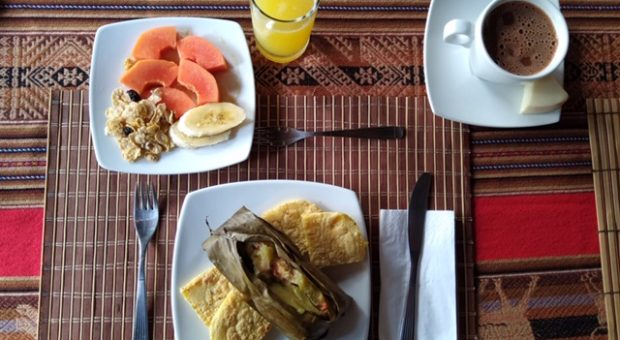 Food in Colombia – Tamales