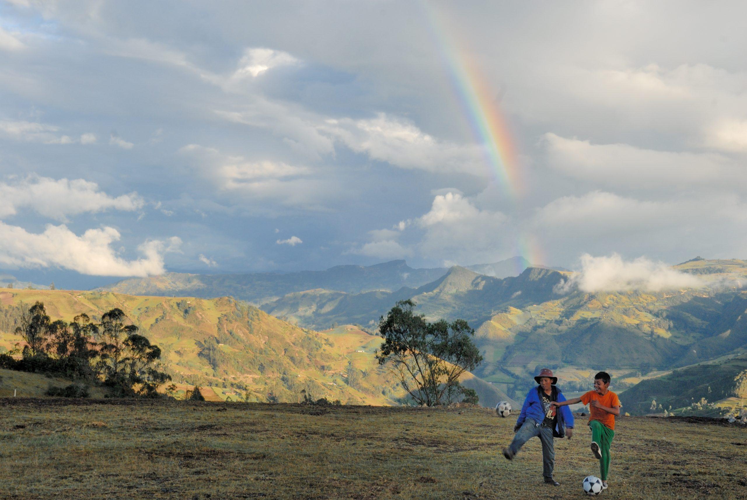 Webinar: Colombia after Corona