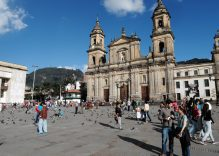 New direct flight from Munich to Bogotá