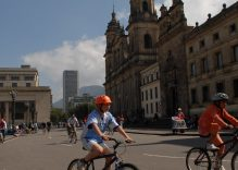 Bicycling in Colombia – Discover Bogotá by bike
