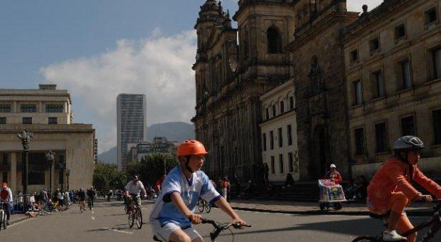Neuer Direktflug München Bogotá