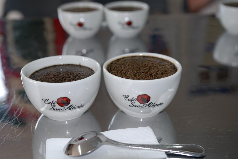 Coffee Tasting in Colombia