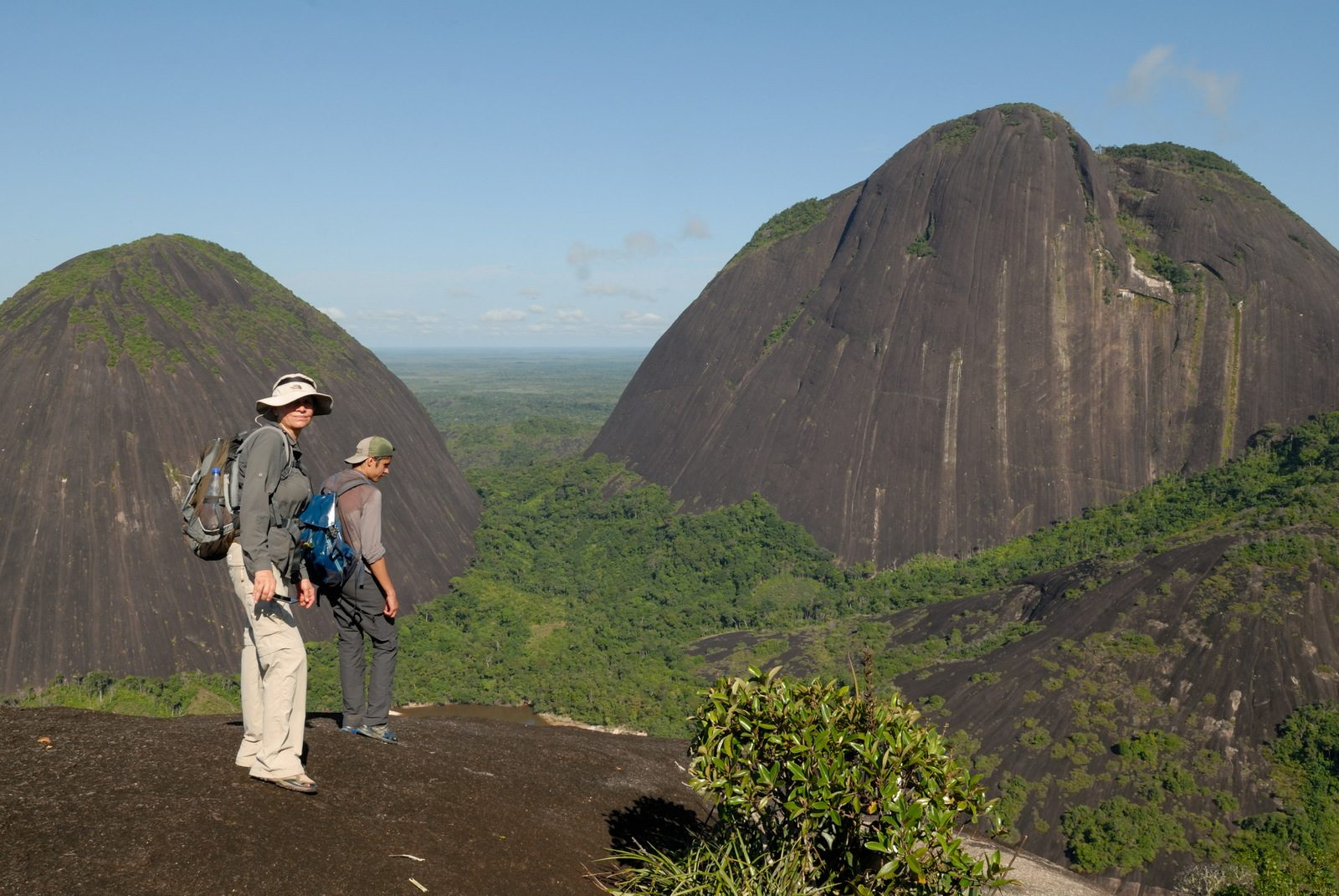 Der Schamane und die Schlange – Cerros de Mavecure