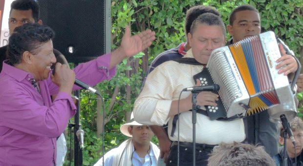 50th Anniversary Vallenato Festival in Valledupar